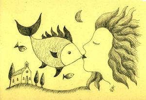 Night kiss
